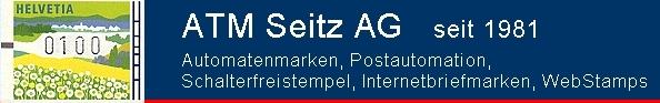 ATM Seitz AG - Automatenmarken